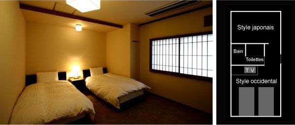 chambre style japonais cheap lit japonais ikea petite chambre nos astuces pour lagrandir lit. Black Bedroom Furniture Sets. Home Design Ideas